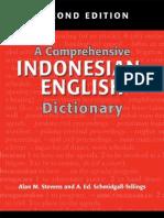 25.a Comprehensive Indonesian-English Dictionary  0f2737e989