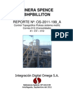Reporte-Control Topográfico Sistema Tensor Correa 12