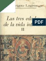 Las tres edades de la vida interior - Réginald Garrigou-Lagrange - Tomo II
