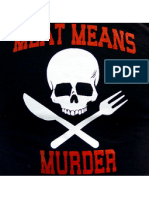 """""""Meat is Murder"""" Short Script"""