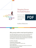 Stepping Stones for Early Readers