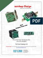 Simple Power Op Amp Solutions