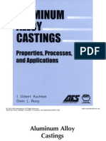 Aluminum Alloy Casting; Properties, Processes, & Applications (ASM)_2004