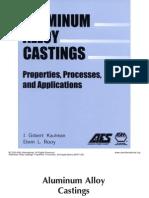 Aluminum Alloy Casting; Properties, Processes, & Applications (ASM)_2004