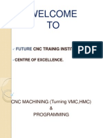 CNC Basic & Prog.