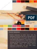 Tractor Insurance in India