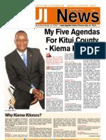 Kitui News Issue 2