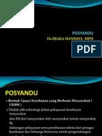 POSYANDU 1