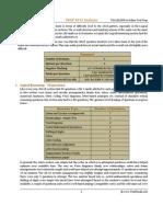 SNAP 2012 Analysis