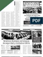 Versión impresa del periódico El mexiquense 14 enero 2013