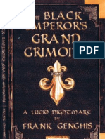 The Black Emperor's Grand Grimoire - By Frank Genghis