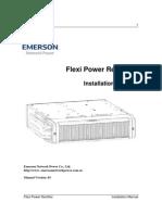 Installaton manual for FPRA
