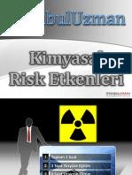 18 Kimyasal Risk Etmenleri 2