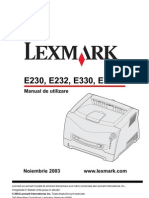 lexmark e23x e33x service manual