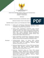 7 - Permenakertrans No 05 Tahun 2012 - Sistem Standardisasi Kompetensi Kerja Nasional