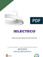 DOSSIER EMPRESA INSTALACIONES ELECTRICAS