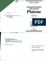 Vittorio Hösle - I fondamenti dell'aritmetica e della geometria in Platone
