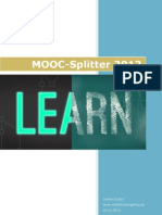 Mooc-Splitter 2012