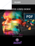 İÜ FELSEFE E-KİTAP 2012-2013