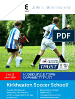 Kirkheaton Half Term Camps