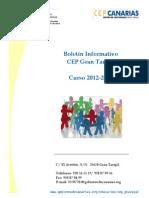 Boletín CEP