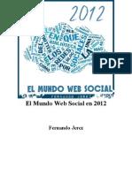 El Mundo Web Social en 2012