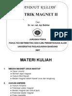 Handout Listrik Magnet II