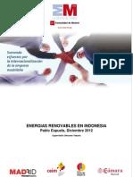 Energías renovables en Indonesia