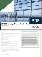 HSBC Retail Funds
