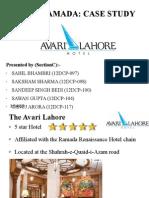 avari ramada hotel pricing hotel rooms essay