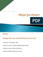 Bhopal Presentation