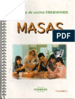 03 Thermomix - Libro Masas