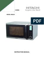 MGE25 Hitachi Microwawe