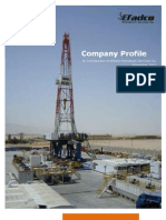 Efadco Petroleum Services Co. Profile