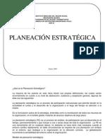 planeacion estrategica