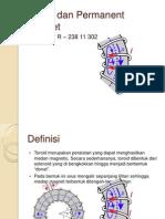 Toroid dan Permanent Magnet