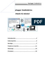Wireless Keylogger Es