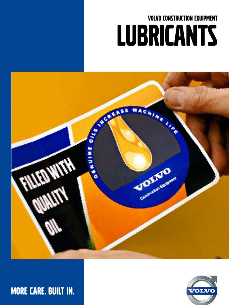 Volvo Pocket Guide
