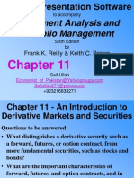 12079348 Chapter 11 an Introduction to Derivative Markets and Securities