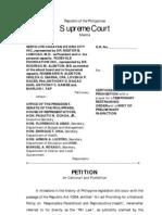 Revised Petition for Certiorari vs RH -Final