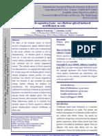 Effect of Rotula aquatica Lour. on ethylene glycol induced urolithiasis