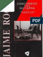 Jaime Roos - Tablaturas de guitarra