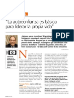 "Entrevista a Joaquim Valls, autor del libro ""Buena Mente"""