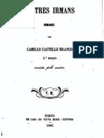 As Três Irmãs, de Camilo Castelo Branco
