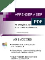 FORMAÇÃO APRENDER A SER