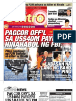 PSSST CENTRO JAN 14 2013 Issue