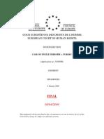 CASE OF ENZILE ÖZDEMIR v. TURKEY