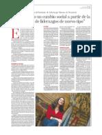 Instituto de Liderazgo Simone de Beauvoir iLSB Milenio Diario