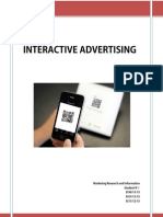 Interactive Advertising - MRI