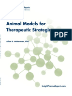 Insight Pharma-Animal Models Sample Report